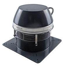 high temp chimney fan
